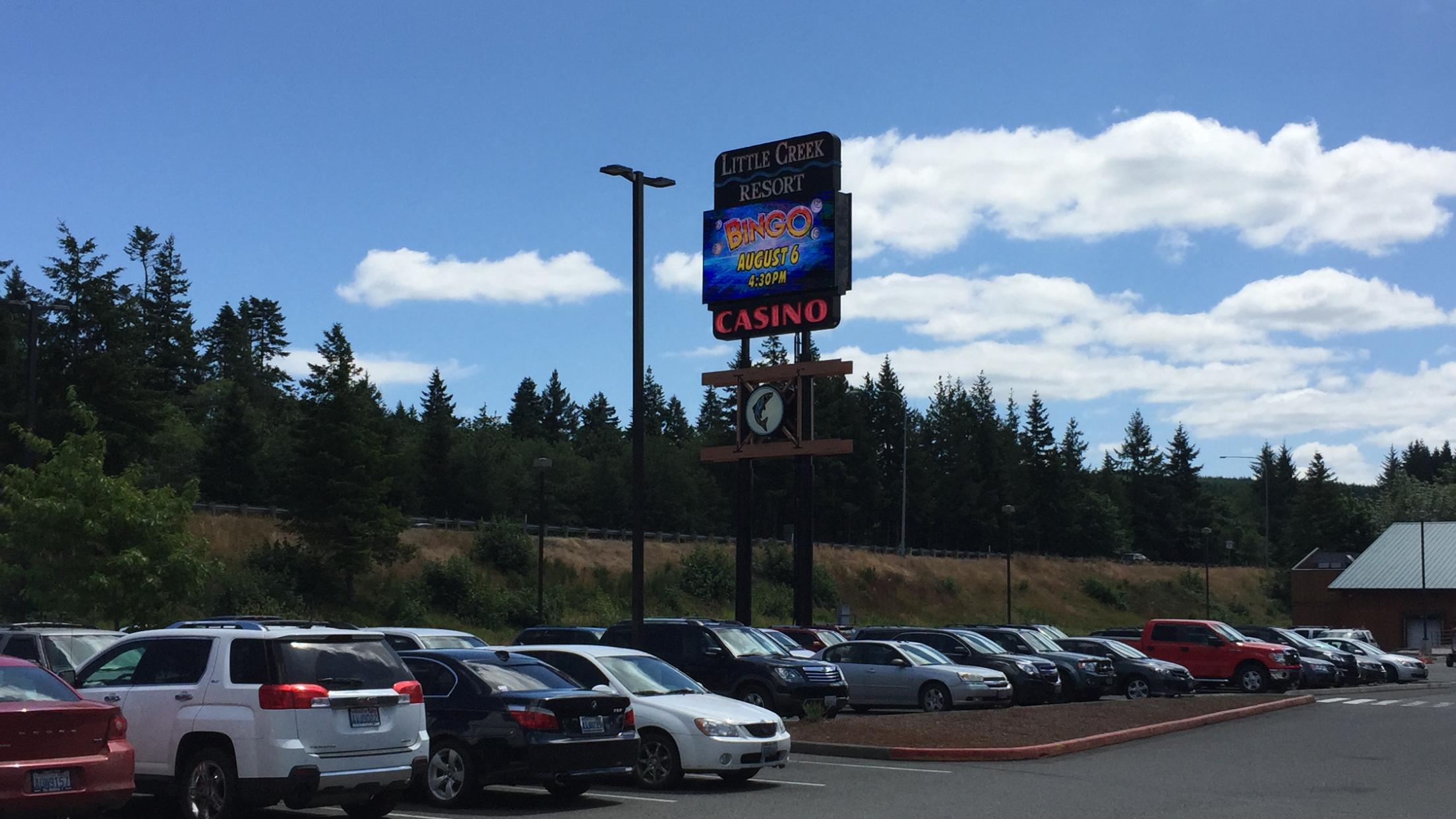 7-11-17 • Little Creek Casino Resort in Shelton, WA